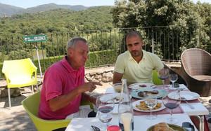 Guardiola habló de Johan Cruyff