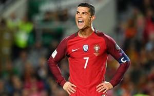 Cristiano se lamenta tras fallar un penalti