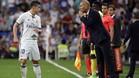 Zidane sigue castigando a James