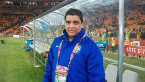 Marcelo Cabo, técnico del Atlético Goianiense