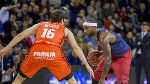 Valencia y Barça Lassa abren el fuego en los play-off de cuartos de final de la Liga Endesa en La Fonteta