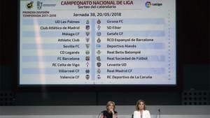 La Liga ya tiene calendario, en una temporada cargada como nunca