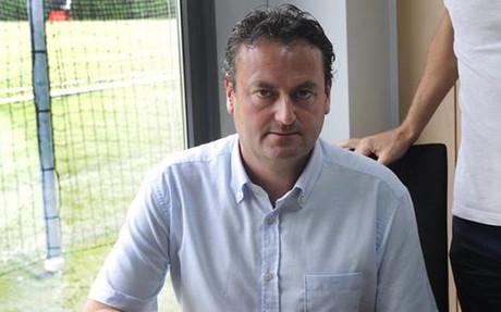 Albert Puig en Barcelona de vacaciones para negociar con el Barça