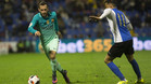 Aleix Vidal ya ha rechazado tres ofertas para salir del Barça