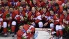 Canadá gana su noveno oro olímpico en hockey hielo