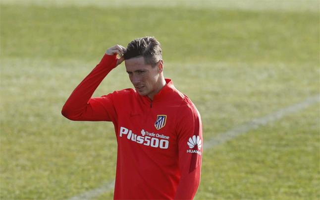 """Torres: """"Mi futuro es ganar aqu� en el Atleti"""""""