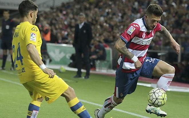 Granada y Las Palmas se enfrentaron en la antepen�ltima jornada de Liga