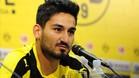 Gundogan presiona al Borussia para ampliar su actual contrato