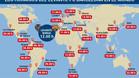Horarios del Levante - FC Barcelona en el mundo