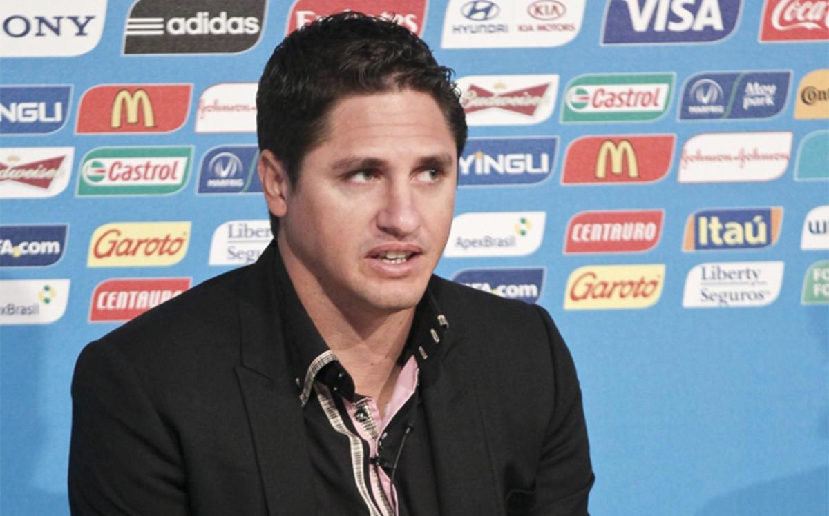 Edmilson en una foto de archivo del diario Sport.