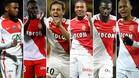 Mbappé, Fabinho, Silva, Lemar, Mendy y Bakayoko