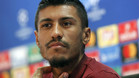 Paulinho explica cuál es su 'misión' en el Barça