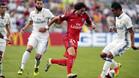 El Real Madrid pierde ante el PSG de Emery