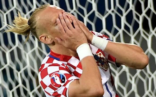 Vida fue el croata que m�s ocasiones de gol cre�