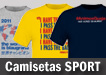 Camisetas SPORT