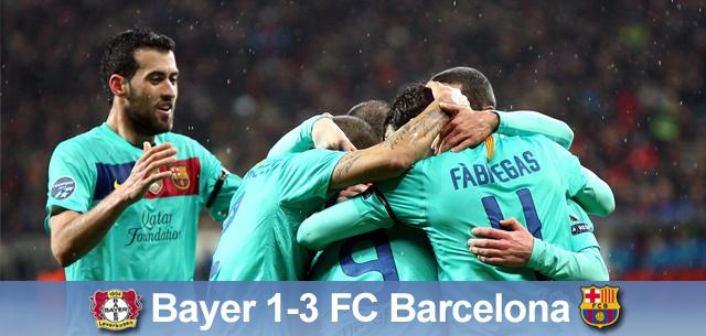 La \'aspirina\' Alexis cura al Barça