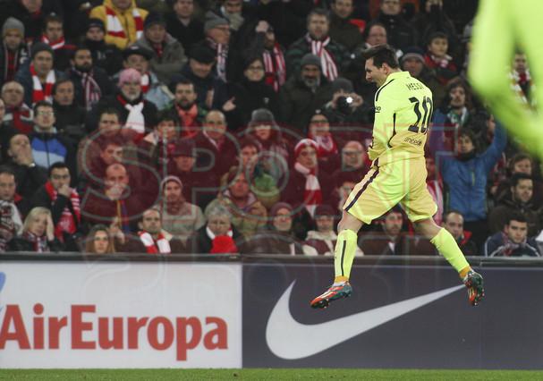 صور : مباراة أتليتيكو بلباو - برشلونة  2-5 ( 08-02-2015 ) 1423435940949