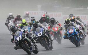 La carrera de MotoAmérica en Nueva Jersey