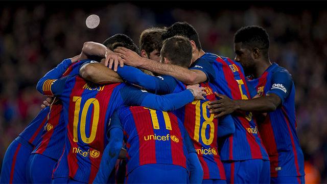 Video resumen: FC Barcelona - Celta (5-0) - Jornada 26 - LaLiga Santander
