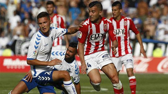 Video resumen: Tenerife - Girona (3-3) - Liga 1|2|3