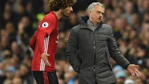 Mourinho valoró el empate ante el City