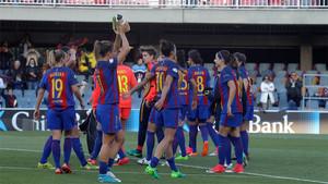 El Barça femenino ha vivido un año histórico en Europa