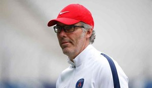 Laurent Blanc, exentrenador del PSG