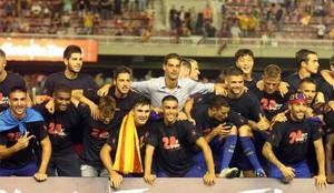 El Barça B de Gerard se estrenará en Valladolid