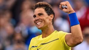Rafa Nadal volverá, más de tres años después, al número uno mundial