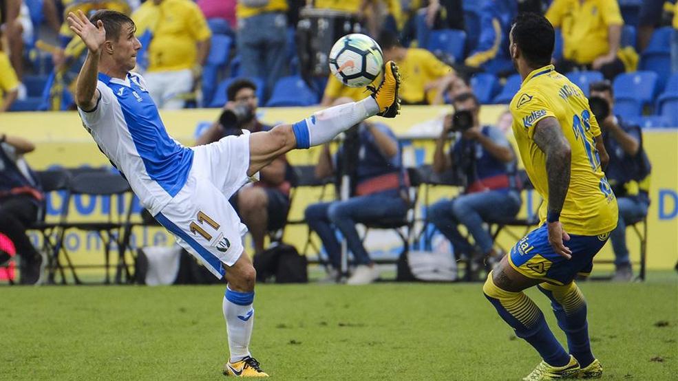 El Leganés se reencuentra con la victoria en Las Palmas (ES)