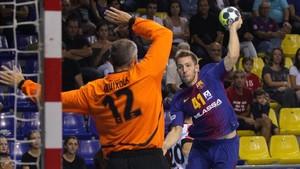 El canterano Aleix Gómez debutará con la selección española