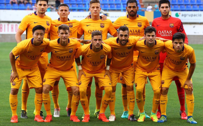 Primer tropiezo de pretemporada del Barça B