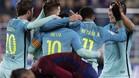 El Barça no falla y golea en Ipurua
