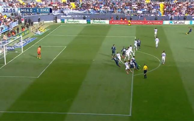 El gol de cristiano ronaldo en fuera de juego barca for Fuera de juego real madrid
