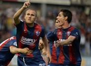 El Huesca sentenci� la eliminatoria en el minuto 86