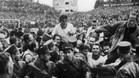 Hungría realizó un gran papel en el Mundial de 1954