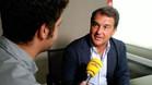 """Laporta: """"Quiero volver a ser presidente del FC Barcelona"""""""