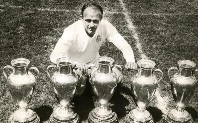 Pol�mica con las seis copas del Madrid