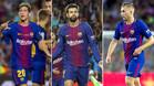 El Barça prepara tres nuevas renovaciones