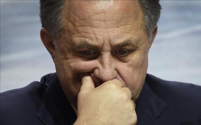 Vitaly Mutko, ministro de Deportes de Ruisa, ve el futuro muy complicado