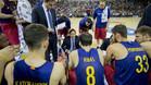 Xavi Pascual y el Bar�a Lassa acaban la fase regular como l�deres de la Liga Endesa