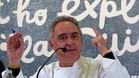 "Ferran Adrià: ""Solo me salté las normas de El Bulli por Johan Cruyff"""