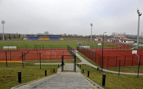 Así será el cuartel general de la selección española en Gniewino