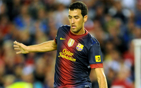 El Bar�a no negociar� un traspaso por Busquets