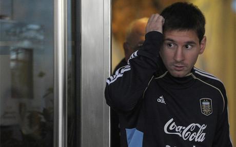 En Argentina solo desean que se recupere con tranquilidad y llegue a tope al Mundial de Brasil
