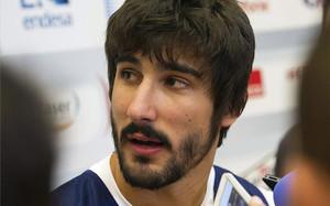 Díez es uno de los invitados a entrenar con la selección española