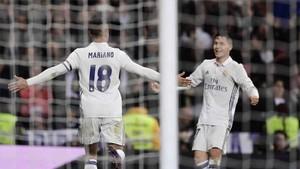 Tejero ya ha jugado en el primer equipo del Real Madrid