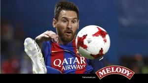 Leo Messi se podría llevar la Copa a su casa porque la ganó él solito