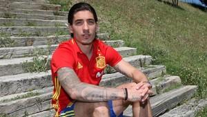 Bellerín juega ahoar con España