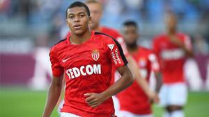 Mbappé firmará por el PSG hasta 2022